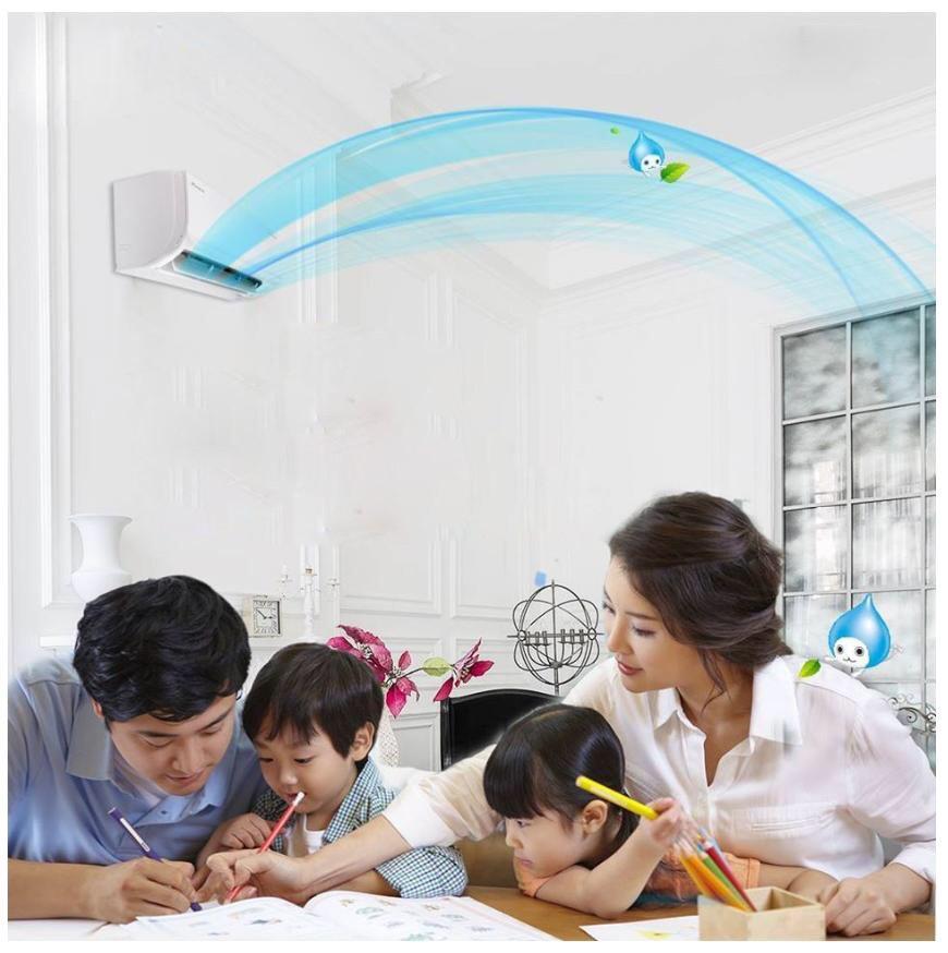 Ảnh: Điều hòa FTKM của Daikin ứng dụng công nghệ luồng gió Coanda giúp giấc ngủ sâu